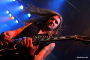 Amorphis - 70000 tons of metal 2012