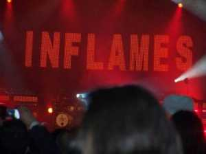 In Flames - Hellfest 2008