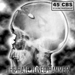 45 Calibre Brain Surgery : The Hate Tuned Hammer