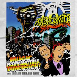 Aerosmith : Music from Another Dimension !
