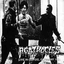 Agathocles : Live in Leipzig, Germany 1991