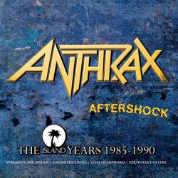 Aftershock the Island Years 1985-1990