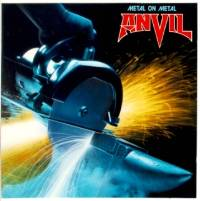 Anvil : Metal on Metal