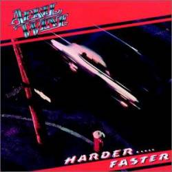 April Wine : Harder Faster