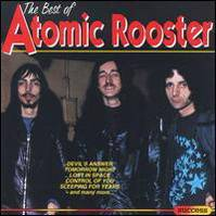 Atomic Rooster : The Best of Atomic Rooster