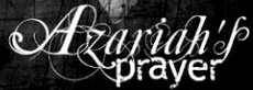 logo Azariah's Prayer