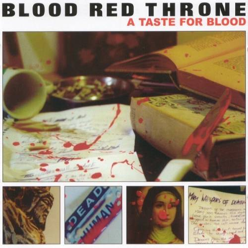 Blood Red Throne : A Taste for Blood