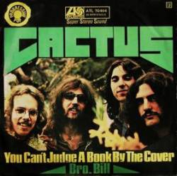 Cactus : You Can't Judge a Book by the Cover - Bro. Bill