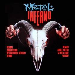 Compilations : Metal Inferno