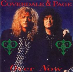 Coverdale Page : Over Now