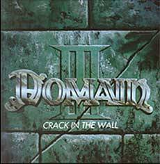 Domain (GER) : Crack in the Wall