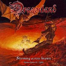 Dragonland : Storming Across Heaven