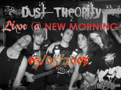 Dust-Theority : Live at New Morning 03-03-2007