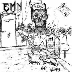 Drunk Zombies Eat Worms