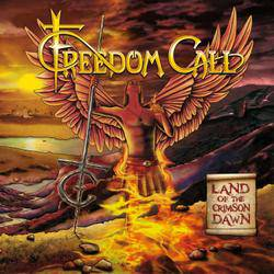 Freedom Call : Land of the Crimson Dawn