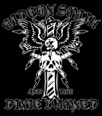logo Gideon Smith And The Dixie Damned