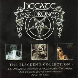 Hecate Enthroned : The Blackend Collection