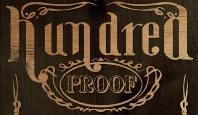 logo Hundred Proof