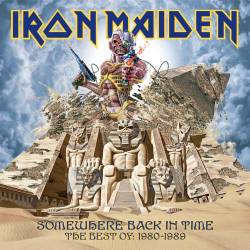 Iron Maiden (UK-1) : Somewhere Back in Time : the Best of 1980 - 1989