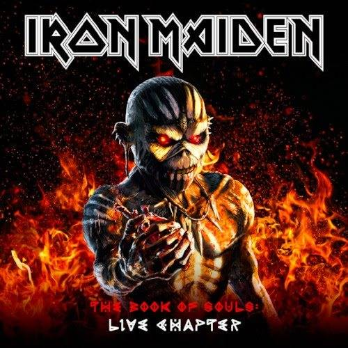 Iron Maiden (UK-1) : The Book of Souls : Live Chapter