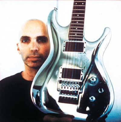 interview Joe Satriani