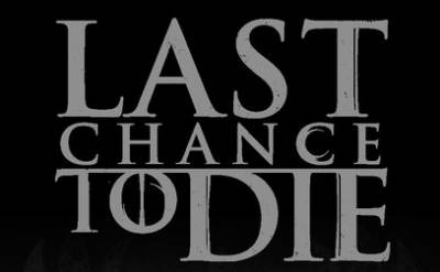 logo Last Chance To Die