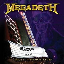 Megadeth : Rust in Peace Live