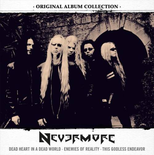 Nevermore (USA-1) : Original Album Collection