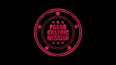 logo Porno Graphic Messiah