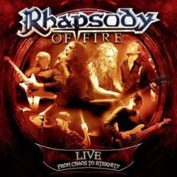 Rhapsody Of Fire : Live: From Chaos to Eternity