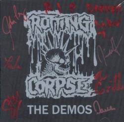 Rotting Corpse : The Demos