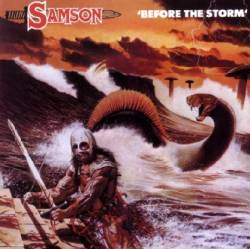Samson (UK) : Before the Storm