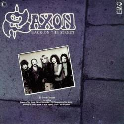 Saxon : Back on the Streets (Compilation)