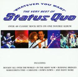 Status Quo : Whatever You Want - the Very Best of