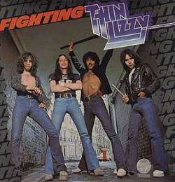 Thin Lizzy : Fighting