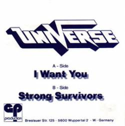 Universe (GER) : I Want You