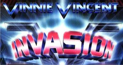 logo Vinnie Vincent Invasion