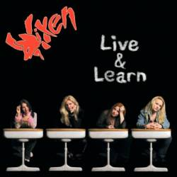 Vixen (USA-1) : Live & Learn
