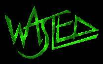 logo Wasted (UK)