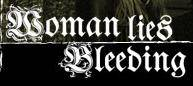 logo Woman Lies Bleeding