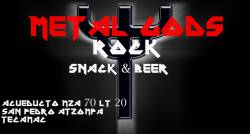photo of Metal Gods Snack & Beer
