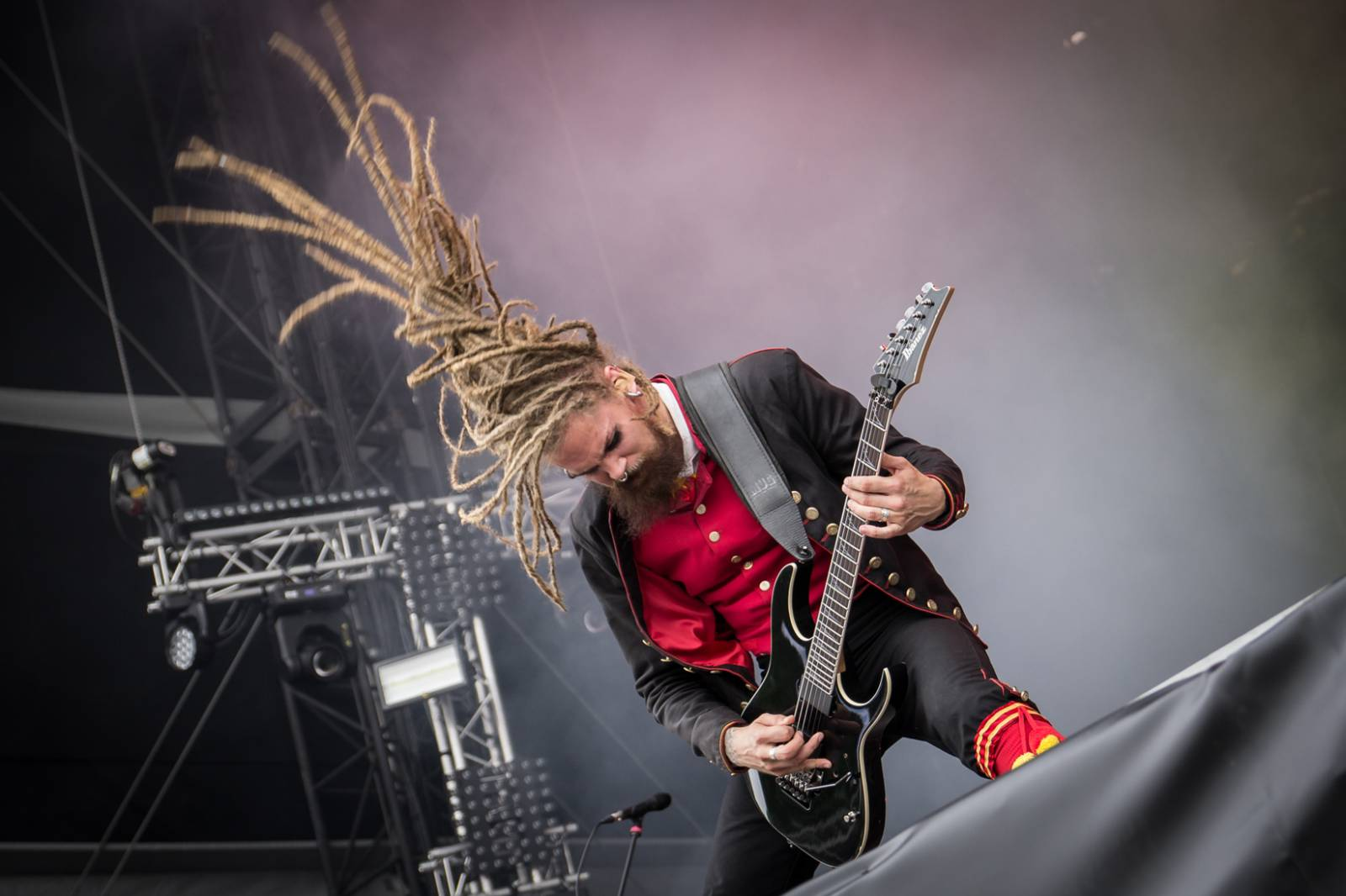Avatar (SWE) @Download Festival France 2016 : Photos galeries