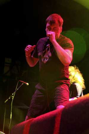 Napalm Death Live at Neurotic Deathfest 2012