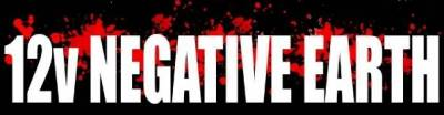 logo 12V Negative Earth