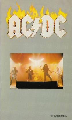 AC-DC : AC-DC (Compilation of Promo Videos with Bon Scott)