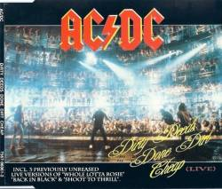 AC-DC : Dirty Deeds Done Dirt Cheap Live