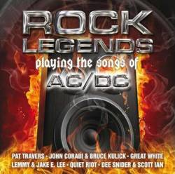 AC-DC : Rock Legends Playing the Songs of AC-DC