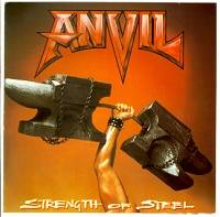 Anvil : Strength of Steel