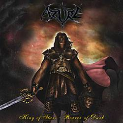 Azure (SWE) : King of Stars - Bearer of Dark (CD)