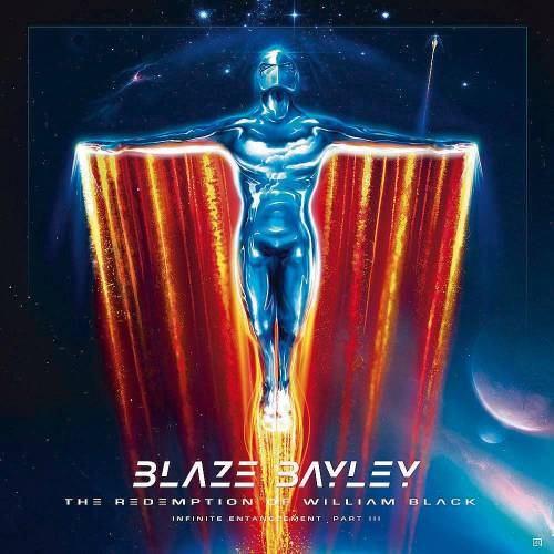 Blaze Bayley : The Redemption of William Black
